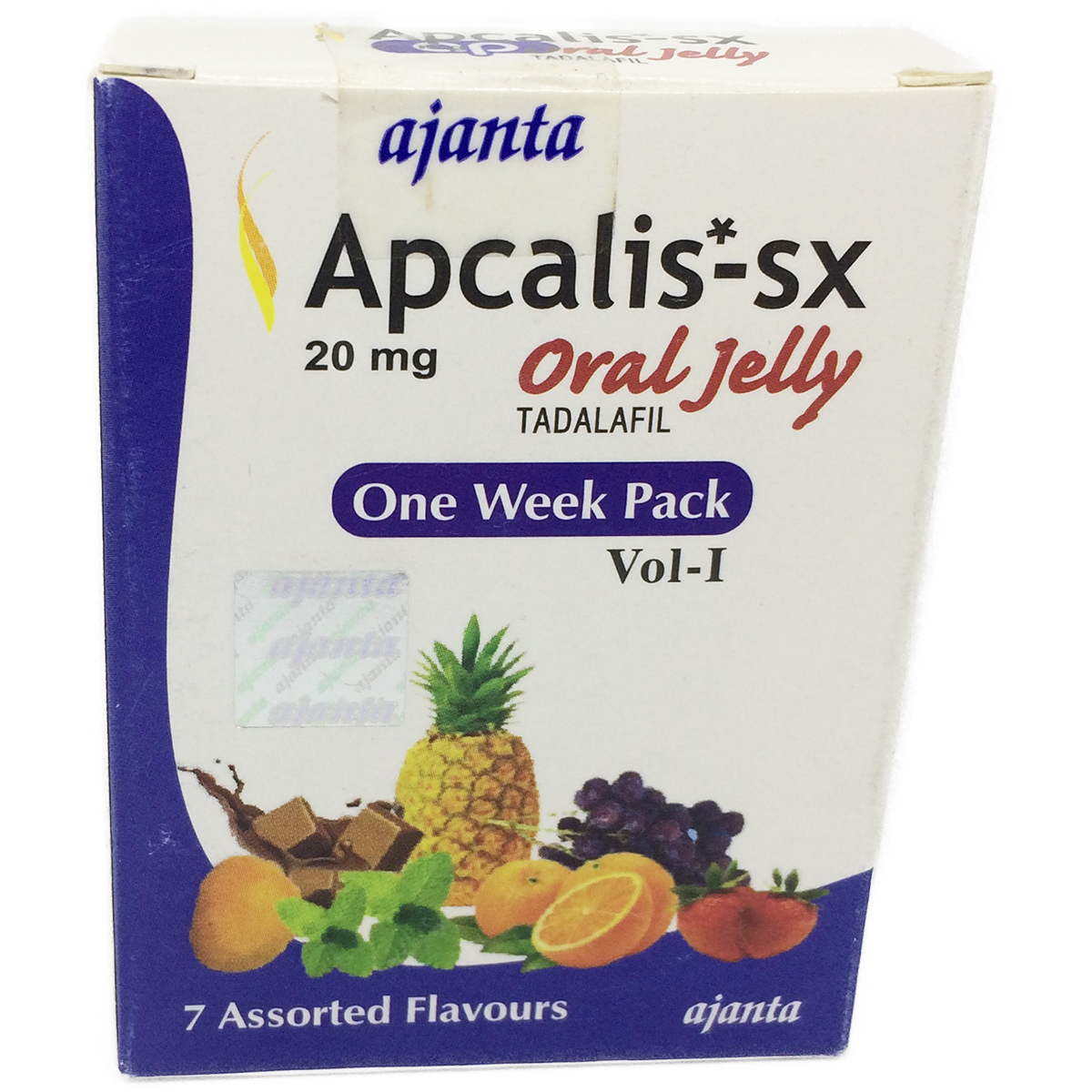 Apcalis-sx Oral Jelly x 14 шт