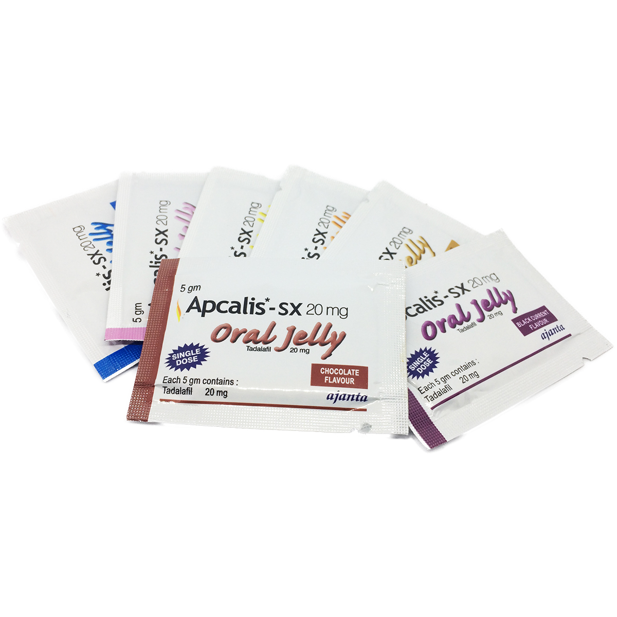 Apcalis-sx Oral Jelly x 21 шт