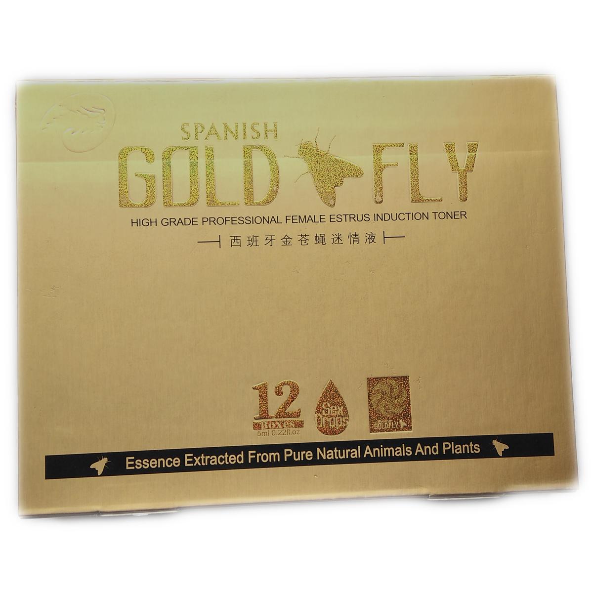 Шпанская Мушка (Gold Fly)